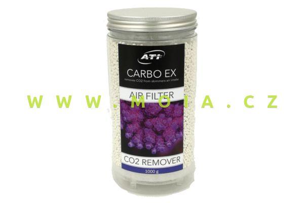ATI Carbo Ex Air Filter 1,5 l pro odpěňovače vč náplně 1000 g granulátu