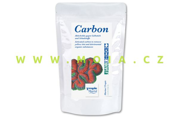TM® CARBON pro křišťálovou vodu a odstranění škodlivých látek, 400g