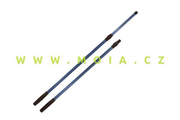 Násada 120-230cm teleskopická pro jezírkové síťky