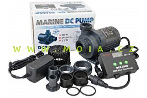 Výtlačné čerpadlo Jebao DCP-3500, 3500l/hod, 24V, 28W - 3,5m