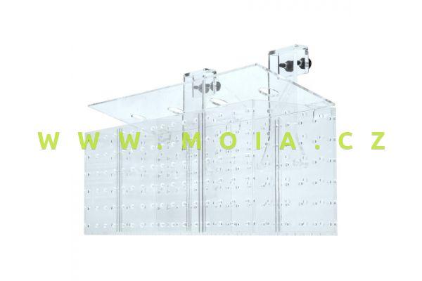 Aklimatizační nádrž - 3 komory