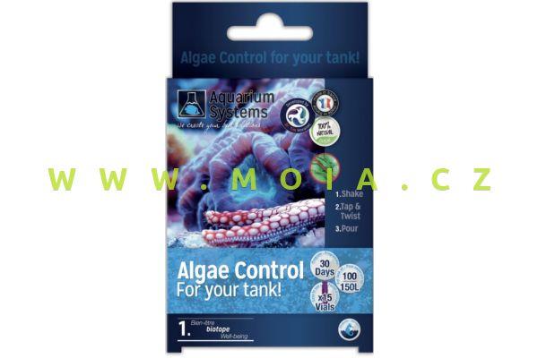 Dr.Tim´s program Algae Control - kontrola řasení pro mořská akvária