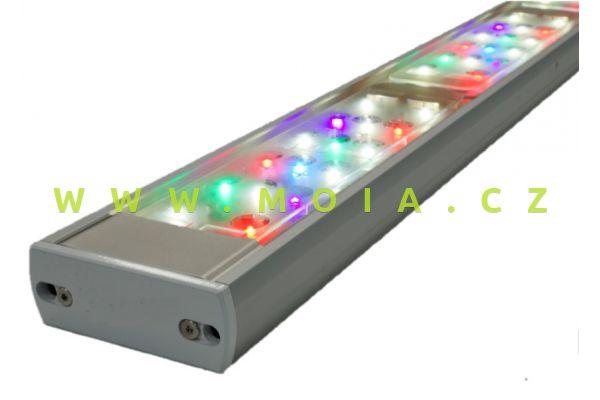 LED osvětlení IP67 pro sladkovodní akvária aquaBAR60 CWHC+, 57x9x3,4cm
