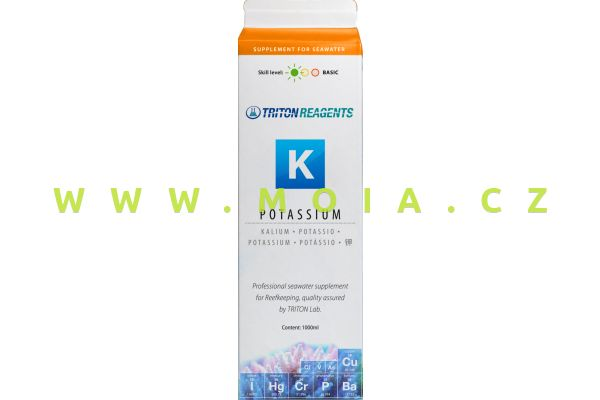 Triton činidlo draslíku - Reagents Potassium, 1l