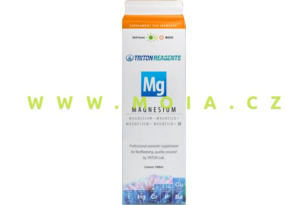 Triton činidlo hořčíku – Reagents Magnesium, 1 l