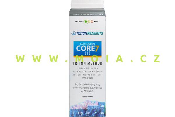 Základní elementy CORE7-1 pro rifová akvária, 1l