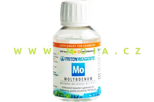 Triton činidlo molybdenu - Reagents Molybdenum, 100ml