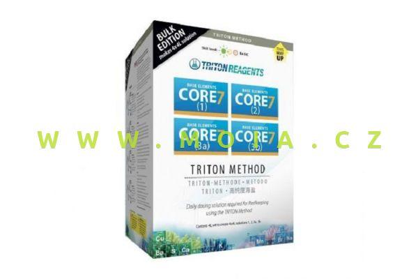 Základní elementy Core7 Base Elements pro rifová akvária,TRITON Bulk Edition 4× 4 l
