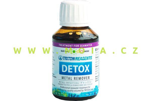 Triton ošetřování - odstranění těžkých kovů, DETOX, 100 ml
