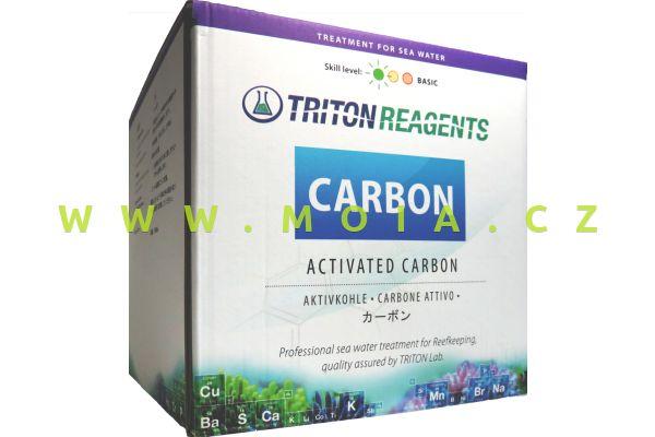 Triton ošetřování,  aktivní uhlí – Activated carbon, 5 l