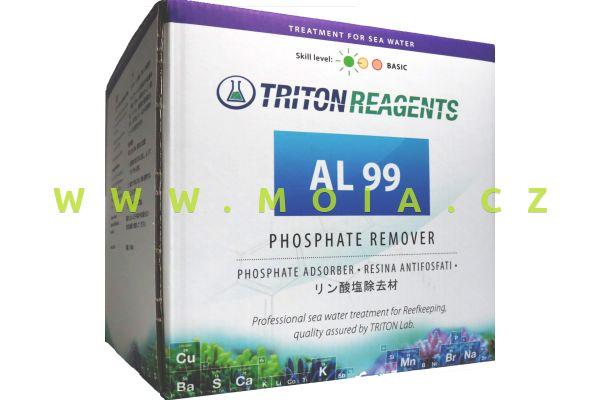 Triton ošetřování,  odstraňovač PO4 – AL99 High quality phosphate remover, 5 l