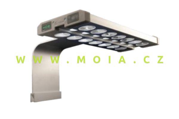 LED eco-lamps Nano Deep Reef 30 W, 320 × 122 × 24 mm, stříbrná