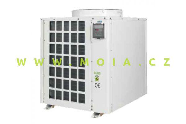 Tepelné čerpadlo TK 5K pro chlazení a ohřev mořských i sladkovodních nádrží