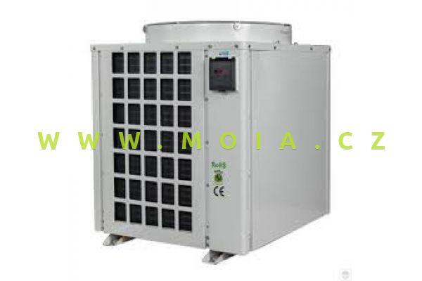 Tepelné čerpadlo TK 8K pro chlazení a ohřev mořských i sladkovodních nádrží