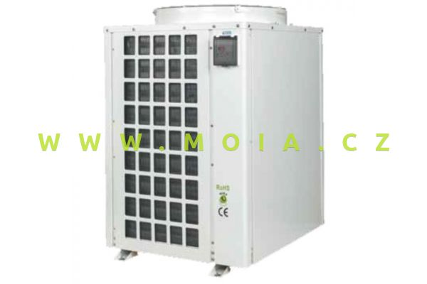 Tepelné čerpadlo TK 15K pro chlazení a ohřev mořských i sladkovodních nádrží