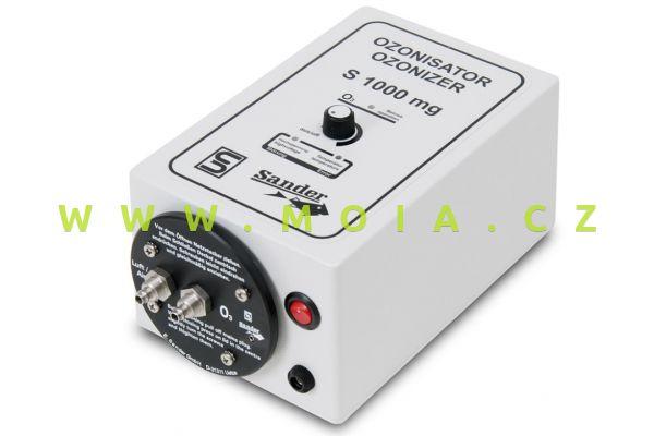 Generátor ozónu – ozonizer – ozonizátor Sander S 1000 , 1000 mg/h
