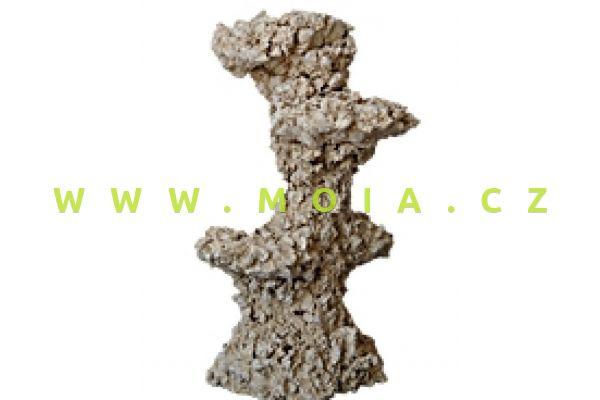 Porous Ceramic Reefpillar 30 cm, dekorace keramický rifový sloup štíhlý