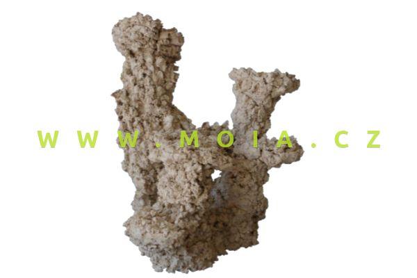 Porous Ceramic Reefpillar 3 branches 30 cm, dekorace keramický sloup široký – 3 větve