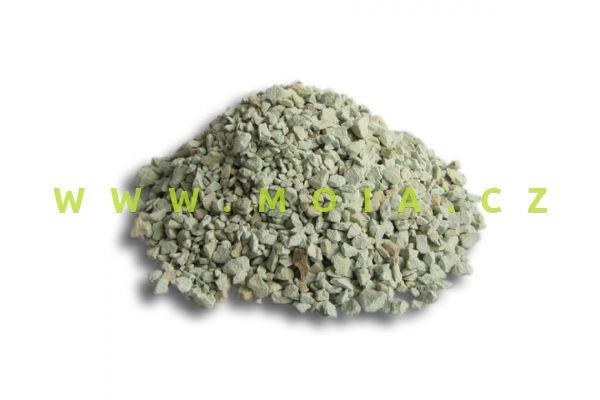 MOIA-lith (zrnitost 1–2,5 mm) – zeolit nejlepší kvality