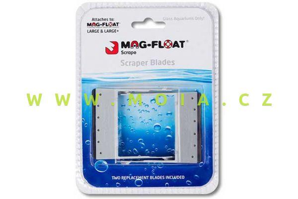 """Náhradní kovové břity pro """"MAG-FLOAT® Large/Large plus - 2 ks"""