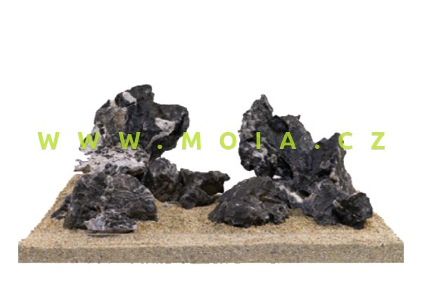 Estetická dekorace - Leopardí kámen, cena/kg