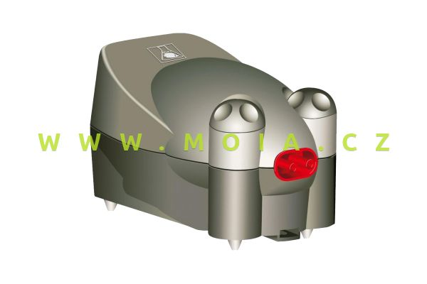 NEWAIR pond – vzduchovací motorek pro jezírka NEWA – 200 l/h -190 cm