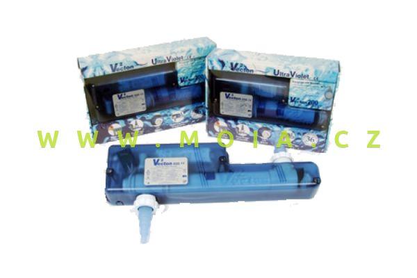 UV sterilizér V2ecton 120 - pro akvária do 120 litrů