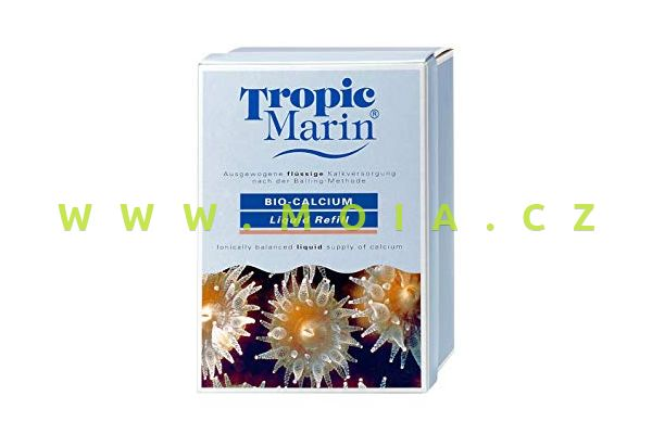 TROPIC MARIN® BIO-CALCIUM Liquid Refill, 6× 5000 ml