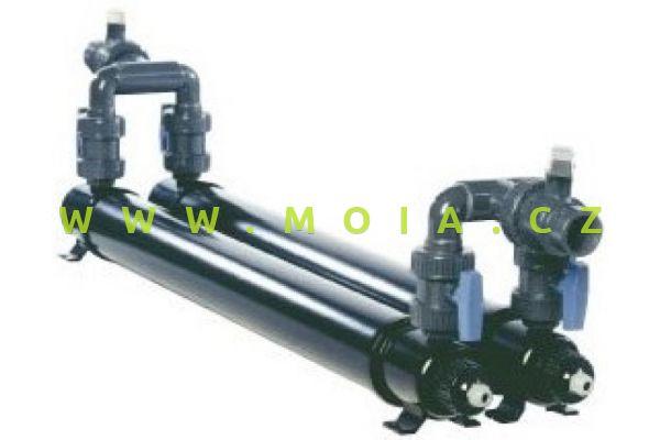 UV sterilizér 2 × 80 W Deltec High radiation intensity, 930 × 250 × 280 mm