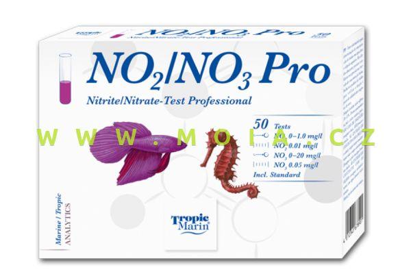 Profesionální testy TROPIC MARIN® NO2/NO3 - mořská & sladká voda