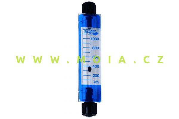 Prrůtokoměr vzduchu Sander Air Flow Indicator 50 až 1 000 l/h