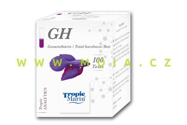 Testy TROPIC MARIN® GH - celková tvrdost - sladká voda