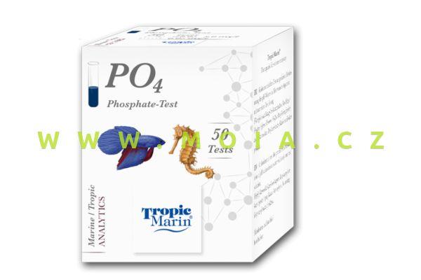 Testy TROPIC MARIN® Phosphate – mořská & sladká voda