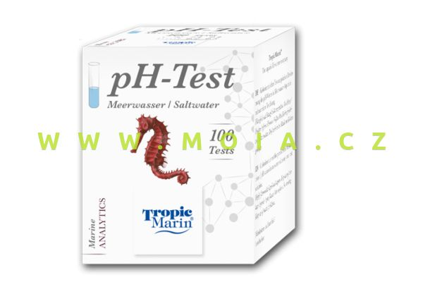 Testy TROPIC MARIN® pH-kyselost - mořská voda