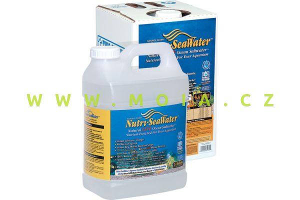 Karibská přírodní mořské voda – Nature´s Ocean Nutri-Seawater™, 16,6l kanystr
