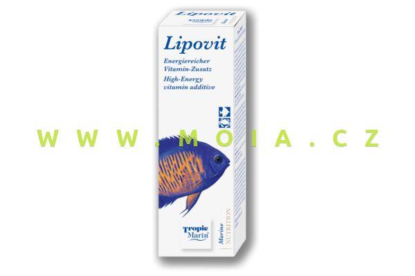 TROPIC MARIN® LIPOVIT přípravek pro doplnění vitamínů, 50 ml
