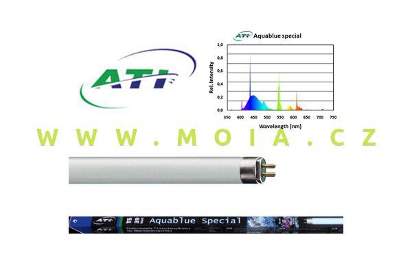 Zářivka T5 - ATI AQUABLUE spezial 39W (849mm)
