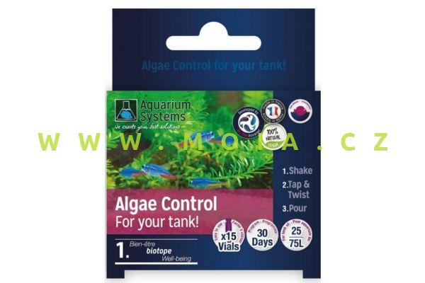 Dr.Tim´s program Algae Control - kontrola řasení pro NANO sladkovodní akvária