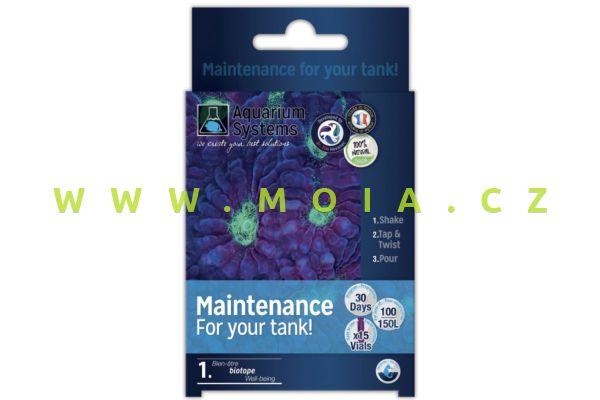 Dr.Tim´s program Maintenance - údržby pro mořská akvária