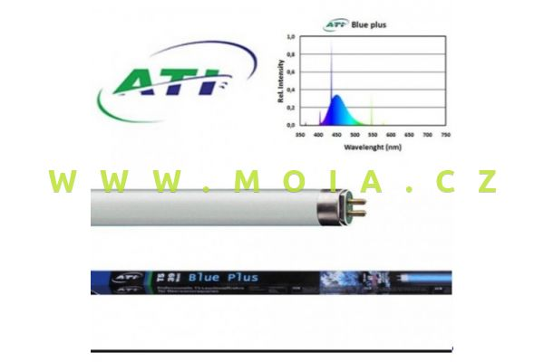 Zářivka T5 - ATI Blue plus 80W ( 1449mm)