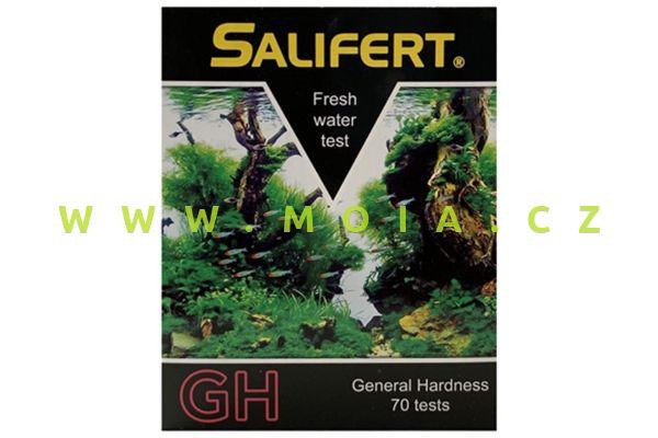 Salifert - GH / celková tvrdost - sladkovodní profesionální test
