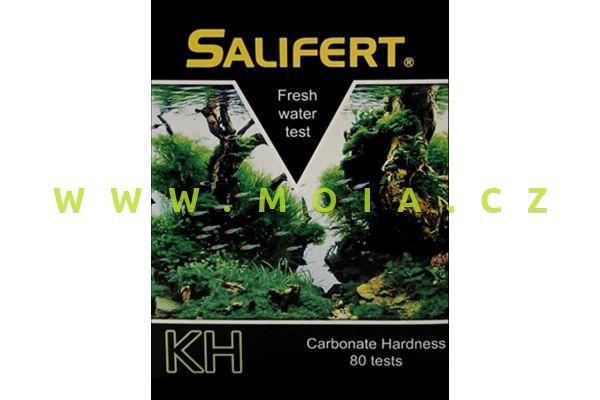 Salifert - KH / karbonátová tvrdost - sladkovodní profesionální test