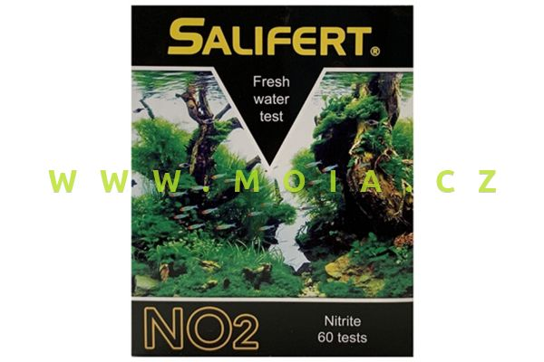 Salifert Freshwater NO2 Test - Nitrite / dusitany sladkovodní profesionální test
