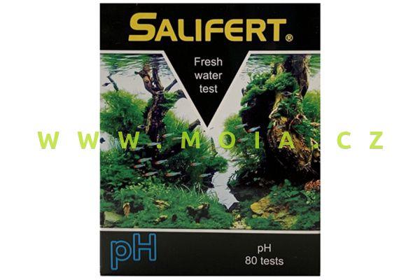 Salifert - pH - sladkovodní profesionální test