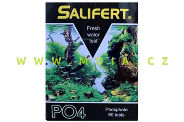 Salifert PO4 Test- Phosphate / fosfáty – sladkovodní profesionální test