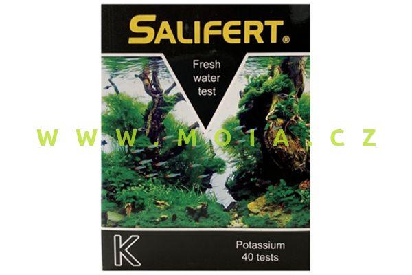 Salifert – Potassium / draslík – sladkovodní profesionální test