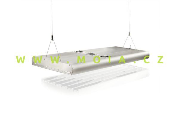 Osvětlovací těleso  Powermodule T5 10× 80 W, 148 × 55 × 5,5 cm