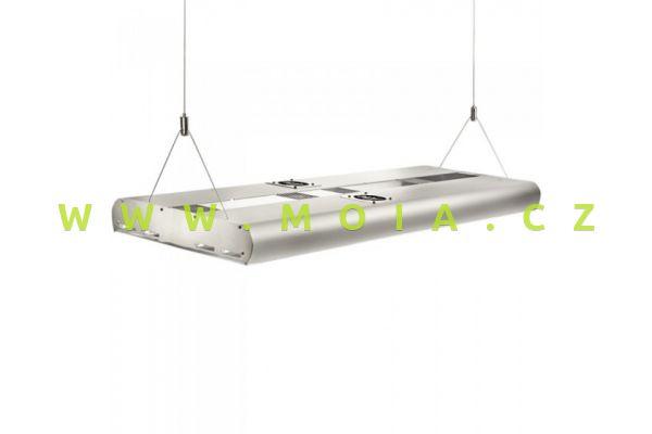 Osv. těleso Hybrid LED-Powermodule 4× 54 Watt T5 3× 75 Watt LED