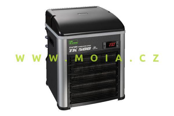 Nový, nízkonákladový chladič Teco TK500 - ekologické úspornější chladivo R290, WIFI
