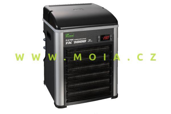 Nový, nízkonákladový chladič Teco TK1000 - ekologické úspornější chladivo R290, WIFI